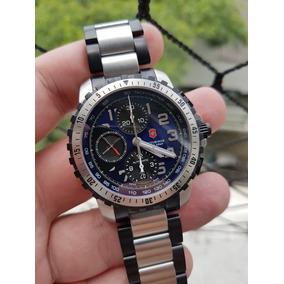 Relógio Victorinox Alpnach 241194 Chrono Novo E P. Entrega