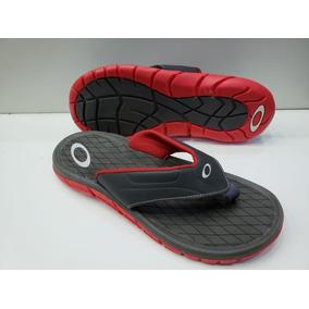 Chinelo Oakley Hypercoil Branco E Vermelho - Calçados, Roupas e ... 522d9c0d58