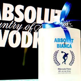 35 Bebidas Tipo Absolut # Kit Completo 100ml Vidro Bebe V08