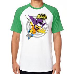 d7919e127 Camiseta Bart Simpson - Camisetas Manga Curta para Masculino no ...