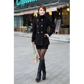 Abrigo Moda Koreana Mujer, Diferentes Modelos