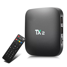 Tv Box Tx2 4k 2gb Ram 16gb Original Android Wifi Bluetooth