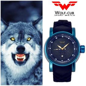 353ea0a2b2f Relogio Wolf Cub - Relógio Masculino no Mercado Livre Brasil