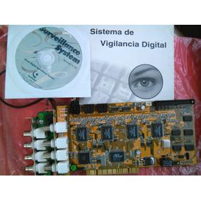 Tarjeta De Video Para Vigilancia Geovision Gv900 16 Camaras