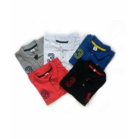 Camisa Polo Infantil - Pólos para Meninos no Mercado Livre Brasil 7f6ddfccb2b43