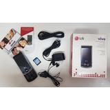 Celular Lg Gd 330 Com Câmera 2.0mp, Mp3 Player E Rádio Fm