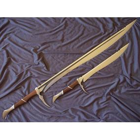 Espada Medieval Cortador De Cabeças,modelo Orcrist Em Aço
