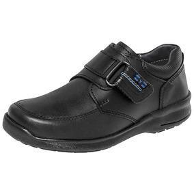 Zapato Escolar Yuyin 27201 Niño * 15-25 Envio Inmediato
