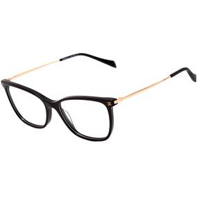 Culos Ana Hickmann Hi 3032 Dourado - Óculos no Mercado Livre Brasil 3def6d3c03