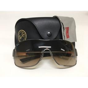 6c8a3b61471db Oculos Solar Ray Ban Rb 3392 Mascara De Sol - Óculos no Mercado ...