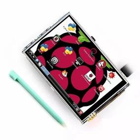 Tela Raspberry Lcd 3.5 Touch Pi2 Pi3 + Caneta