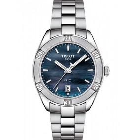 Reloj Tissot T-classic Pr 100 Para Dama T1019101112100