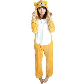 Unisex Pijamas Cálido Adultos Cosplay Animales Disfraz Mujer