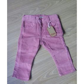 Hermoso Pantalón De Pana Para Niños Y Niñas