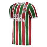 Camisa Fluminense 2017 2018 Com Patrocínio Frete Grátis Nov