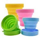 Vaso Esterilizador Para Copa Menstrual Varios Colores