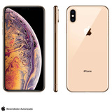 iPhone Xs Max Com Tela De 6,5 , 4g, 64 Gb