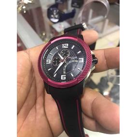cc9fbe4afd1 Relogio Seculus Lancamento Prata Com - Relógios De Pulso no Mercado ...