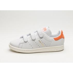 on sale 3eb87 8c43b Tenis Mujer adidas Stan Smith Blancos Casuales Originales