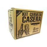 Kit Cerveza Artesanal, Casera, Todo Incluido