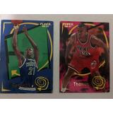 Nba Cards Basket Rookie Rewind Kevin Garnett E Kurt Thomas 03cb79f05e8