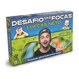 Jogo De Tabuleiro Grow Desafio Das Focas Luccas Neto
