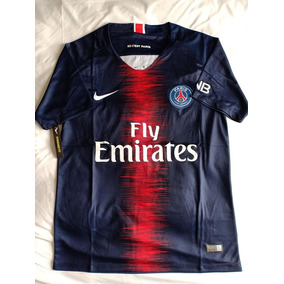 Jersey Psg Paris Saint Germain Local Temporada 2018-2019 8c8367773b7b8