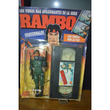 Rambo Jocsa Juguete Antiguo Figura Accion Coronel Trautman