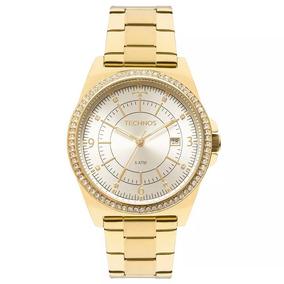 49f64b25c3e18 Relógio Technos Feminino Elegance Ladies 2036lmd 4x - Relógios De ...