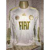 1a4333db1d3a6 Camisa Do Palmeiras Branca E Dourada no Mercado Livre Brasil