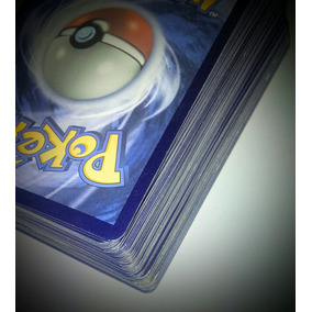 60 Cartas Pokemon Tcg