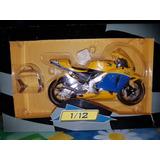 Honda Rc211v Max Biaggi 2004 Ixo Altaya 1/12 C/ficha Técnica