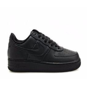 e6a7649e33e Nike Air Force Negras Originales - Zapatillas Nike Urbanas de Mujer ...