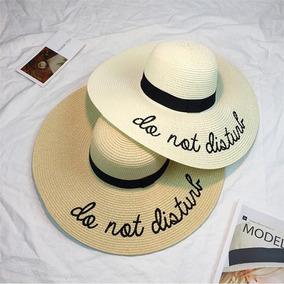 Sombrero Playero Con Nombre - Sombreros Mujer en Mercado Libre Perú 993074d8f8e