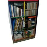 Biblioteca Mueble Repisas Estante 6 Repisas Madera