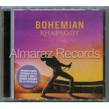 Bohemian Rhapsody Soundtrack Cd - Queen