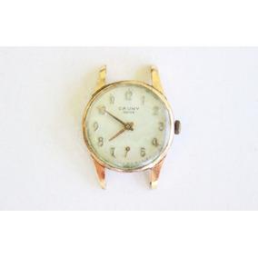 a1a2e0b30a8 Relógio Cauny Prima Plaque De - Relógios no Mercado Livre Brasil