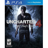 Uncharted 4 A Thiefs End Nuevo
