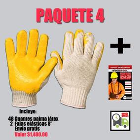 bf38dc9f4c5a3 Guante Latex Amarillo Latexport en Mercado Libre México