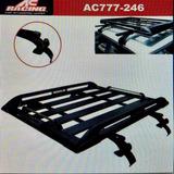 Porta Equipajes Ac Racing 50 X 38 Universale Negra