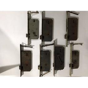 Elcarreton Cerraduras De Puerta De Interior Antiguas + Llave