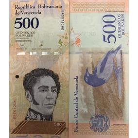 Cédula Bolívar Soberano Venezuela - 500