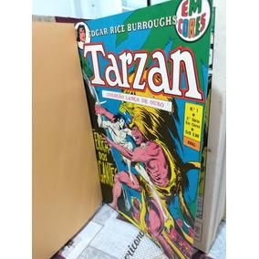 Tarzan Coleção Lança De Ouro 42 Edições ( Completa)