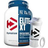 Elite Xt 4lbs - 1,8kg + Multishaker - Dymatize