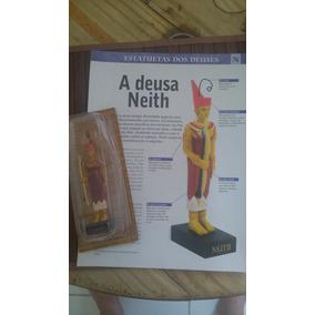 Neith (coleção Deuses Egípcios Salvat)