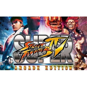 Super Street Fighter Iv Arcade Xbox 360/ One Digital Online