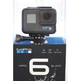 Camara Gopro Hero 6 Black 12mpx Video 4k 60