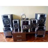 Equipo De Sonido Sony Mhc Gtx88