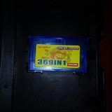Cartucho Multijuegos 369 En 1 Gba Pokemon + Envio Gratis