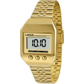 Relógio Lince Sdpl011l + Garantia De 1 Ano + Nf
